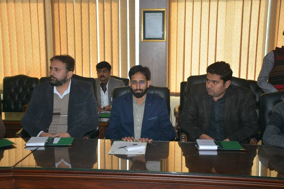 Acting MD Sohail Ahmed Tapu announced Sanitation week from 17